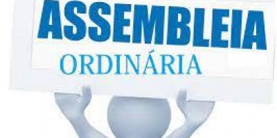 EDITAL DE CONVOCAÇÃO – ASSEMBLEIA GERAL ORDINÁRIA